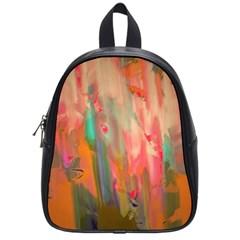 Painting              School Bag (small) by LalyLauraFLM
