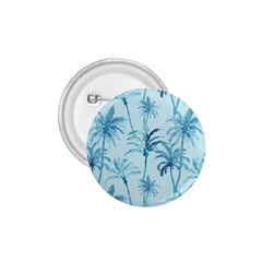 Watercolor Palms Pattern  1 75  Buttons by TastefulDesigns