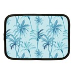 Watercolor Palms Pattern  Netbook Case (Medium)  Front