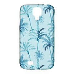 Watercolor Palms Pattern  Samsung Galaxy S4 Classic Hardshell Case (pc+silicone) by TastefulDesigns