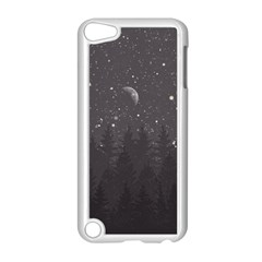 Night Full Star Apple Ipod Touch 5 Case (white) by berwies