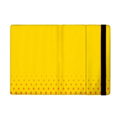 Yellow Star Light Space Ipad Mini 2 Flip Cases by Mariart
