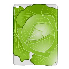 Cabbage Leaf Vegetable Green Ipad Air 2 Hardshell Cases by Mariart