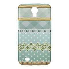 Circle Polka Plaid Triangle Gold Blue Flower Floral Star Samsung Galaxy Mega 6 3  I9200 Hardshell Case by Mariart