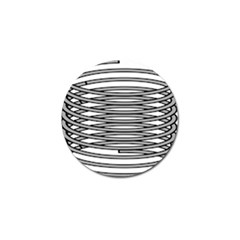 Circular Iron Golf Ball Marker (10 Pack) by Mariart