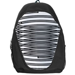 Circular Iron Backpack Bag by Mariart