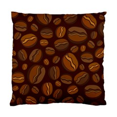 Coffee Beans Standard Cushion Case (two Sides) by Mariart