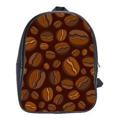 Coffee Beans School Bags(large)