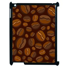 Coffee Beans Apple Ipad 2 Case (black) by Mariart