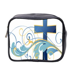 Easter Clip Art Free Religious Mini Toiletries Bag 2 Side by Mariart
