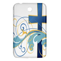 Easter Clip Art Free Religious Samsung Galaxy Tab 3 (7 ) P3200 Hardshell Case  by Mariart