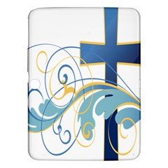 Easter Clip Art Free Religious Samsung Galaxy Tab 3 (10 1 ) P5200 Hardshell Case