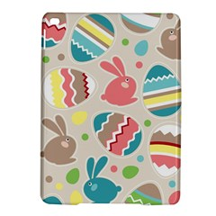 Easter Rabbit Bunny Rainbow Ipad Air 2 Hardshell Cases by Mariart