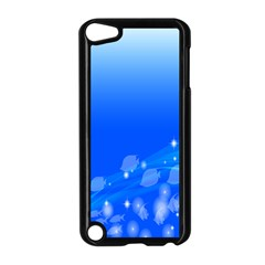 Fish Swim Blue Water Swea Beach Star Wave Chevron Apple Ipod Touch 5 Case (black) by Mariart