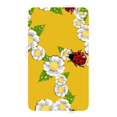 Flower Floral Sunflower Butterfly Red Yellow White Green Leaf Memory Card Reader by Mariart