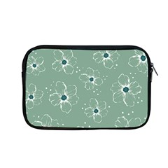 Flower Floral Sakura Sunflower Rose Blue Apple Macbook Pro 13  Zipper Case by Mariart