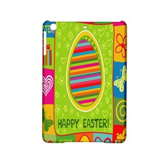 Happy Easter Butterfly Love Flower Floral Color Rainbow Ipad Mini 2 Hardshell Cases by Mariart