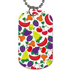Fruite Watermelon Dog Tag (one Side)