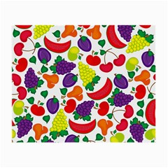 Fruite Watermelon Small Glasses Cloth by Mariart