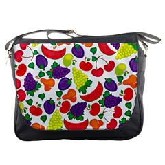 Fruite Watermelon Messenger Bags by Mariart