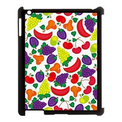 Fruite Watermelon Apple Ipad 3/4 Case (black) by Mariart