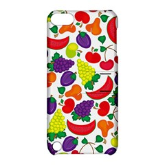Fruite Watermelon Apple Ipod Touch 5 Hardshell Case With Stand by Mariart