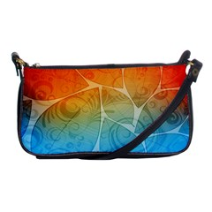 Leaf Color Sam Rainbow Shoulder Clutch Bags by Mariart