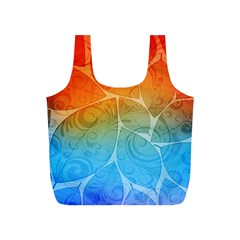 Leaf Color Sam Rainbow Full Print Recycle Bags (s)  by Mariart