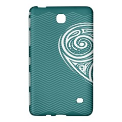 Line Wave Chevron Star Blue Love Heart Sea Beach Samsung Galaxy Tab 4 (8 ) Hardshell Case  by Mariart