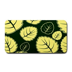 Leaf Green Yellow Medium Bar Mats