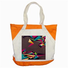Origami Bird Japans Papper Accent Tote Bag by Mariart