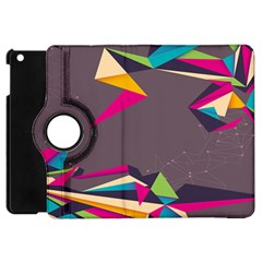 Origami Bird Japans Papper Apple Ipad Mini Flip 360 Case by Mariart