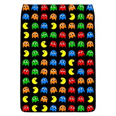 Pacman Seamless Generated Monster Eat Hungry Eye Mask Face Rainbow Color Flap Covers (l)  by Mariart