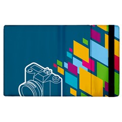 Photography Potraite Panorama Apple Ipad 2 Flip Case by Mariart