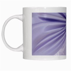 Ribbon Purple Sexy White Mugs