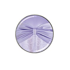 Ribbon Purple Sexy Hat Clip Ball Marker (10 Pack) by Mariart