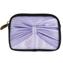 Ribbon Purple Sexy Digital Camera Cases