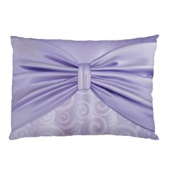Ribbon Purple Sexy Pillow Case (two Sides) by Mariart