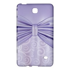 Ribbon Purple Sexy Samsung Galaxy Tab 4 (8 ) Hardshell Case  by Mariart