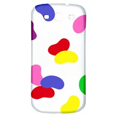 Seed Beans Color Rainbow Samsung Galaxy S3 S Iii Classic Hardshell Back Case by Mariart