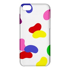 Seed Beans Color Rainbow Apple Iphone 5c Hardshell Case by Mariart
