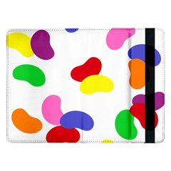 Seed Beans Color Rainbow Samsung Galaxy Tab Pro 12 2  Flip Case by Mariart