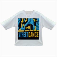 Street Dance R&b Music Infant/toddler T Shirts