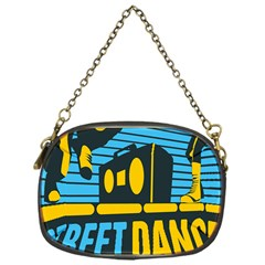 Street Dance R&b Music Chain Purses (one Side)  by Mariart