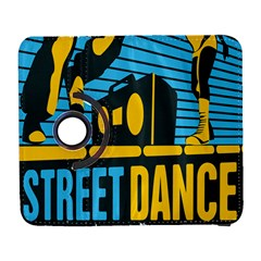 Street Dance R&b Music Galaxy S3 (flip/folio)