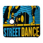 Street Dance R&b Music Galaxy S3 (Flip/Folio) Front