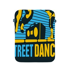 Street Dance R&b Music Apple Ipad 2/3/4 Protective Soft Cases by Mariart