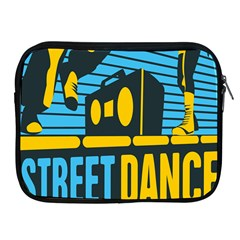 Street Dance R&b Music Apple Ipad 2/3/4 Zipper Cases by Mariart