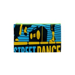 Street Dance R&b Music Cosmetic Bag (xs) by Mariart