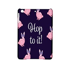 Rabbit Bunny Pink Purple Easter Animals Ipad Mini 2 Hardshell Cases by Mariart